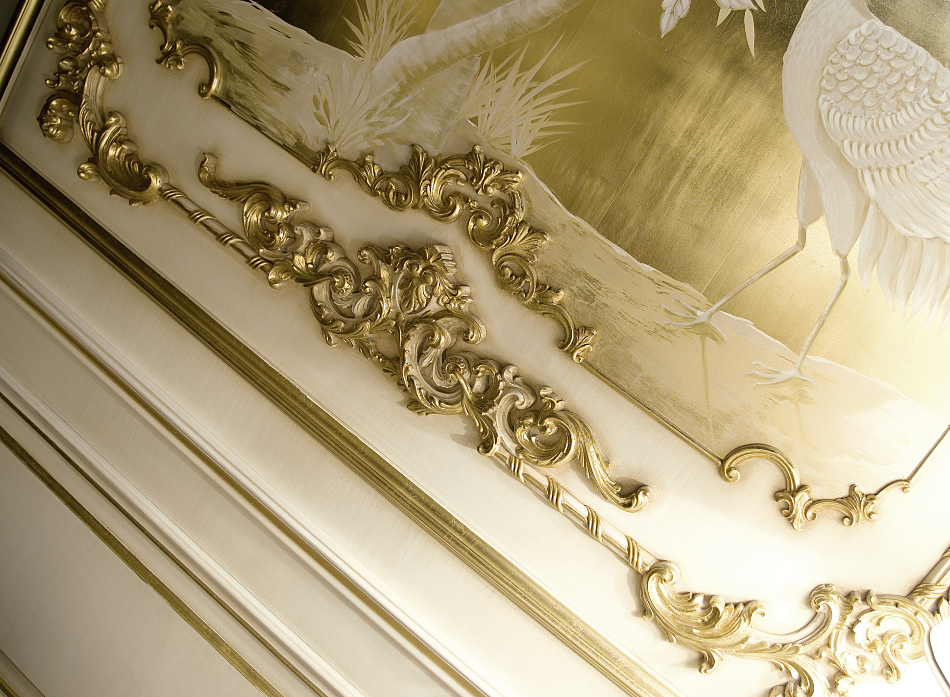 Ivory and Gold