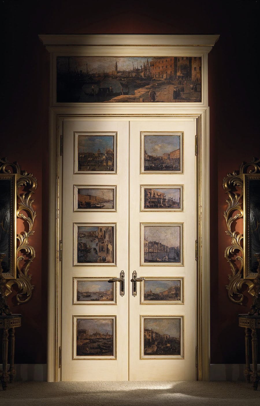 Paintings Door